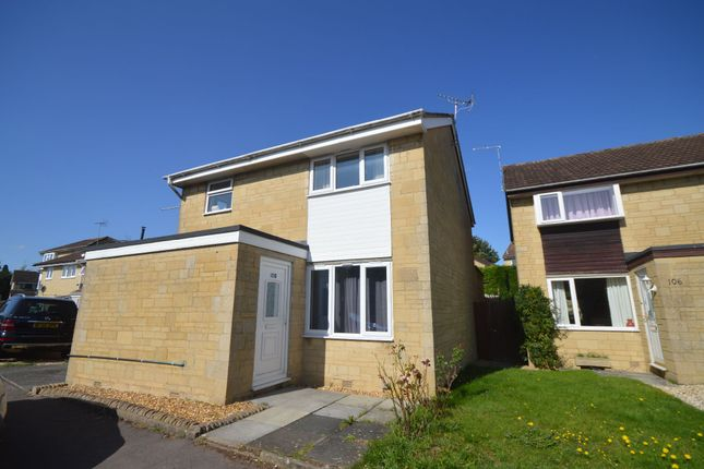 Thumbnail Detached house for sale in Stratton Heights, Cirencester
