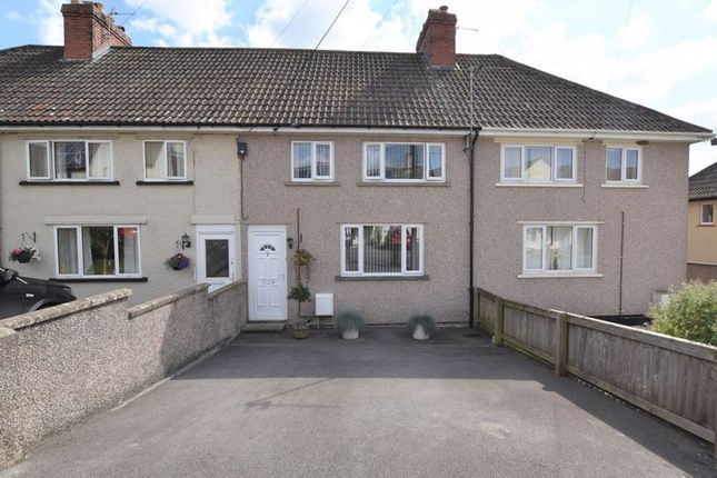 Thumbnail Terraced house for sale in Longleat Road, Holcombe, Radstock