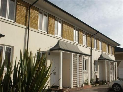 Thumbnail Terraced house to rent in Coleridge Square, London