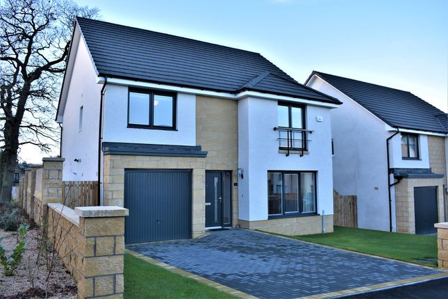 Thumbnail Detached house for sale in New Calder Mill Road, Mid Calder, Livingston