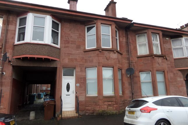 Thumbnail Flat for sale in Eglinton Street, Coatbridge
