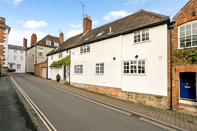 Thumbnail Detached house for sale in Back Lane, Warwick