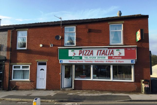 Restaurantcafe For Sale In Preston Old Road Feniscowles
