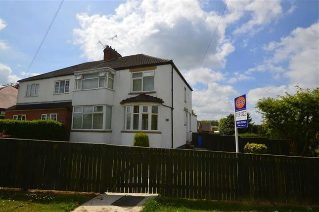 Thumbnail Semi-detached house for sale in Rolston Road, Hornsea, East Yorkshire