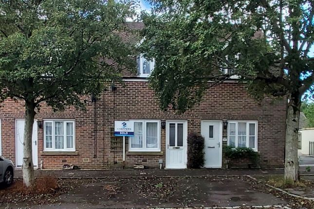 Thumbnail Terraced house to rent in Thomas Hardy Drive, Shaftesbury