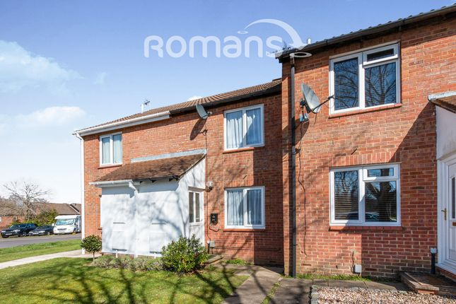 Thumbnail Terraced house to rent in Heathfield, Basingstoke