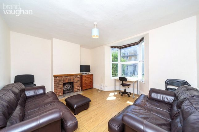 Thumbnail Terraced house to rent in Rose Hill Close, Brighton