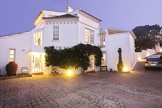 Villa Entrance of Spain, Málaga, Marbella