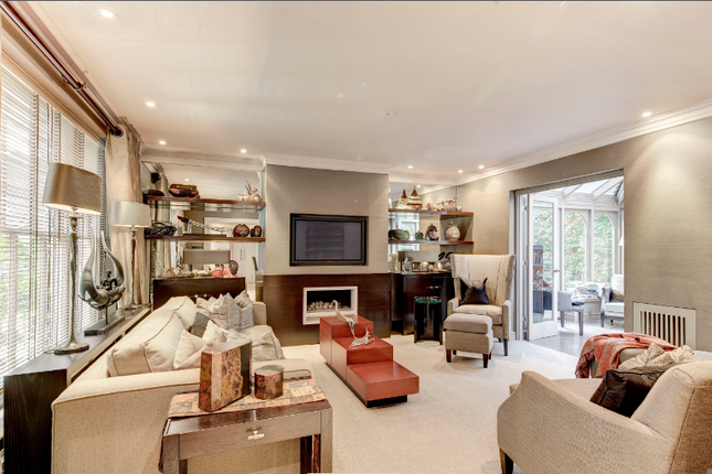 Thumbnail End terrace house for sale in Ansdell Terrace, Kensington
