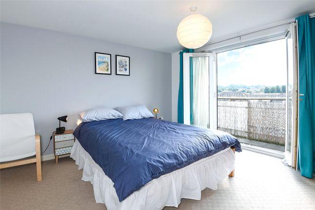 Master Bedroom of Branagh Court, Reading, Berkshire RG30