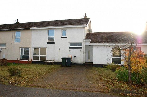 Thumbnail Semi-detached house to rent in Sandhaven, Sandbank, Dunoon