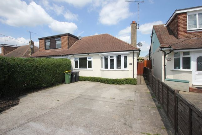 Thumbnail Semi-detached bungalow for sale in Somerset Avenue, Rochford