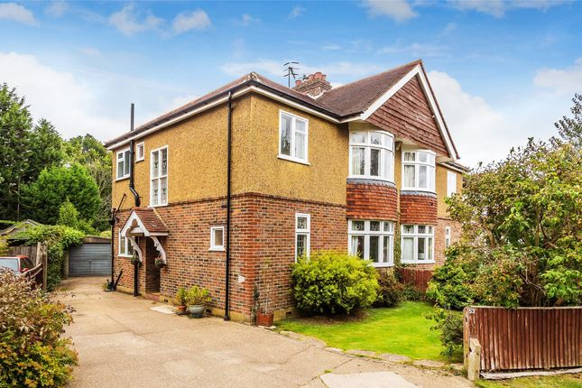 Semi-detached house for sale in Deepdene Vale, Dorking, Surrey
