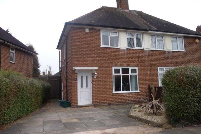 Thumbnail Property to rent in Woodmeadow Road, Kings Norton, Birmingham