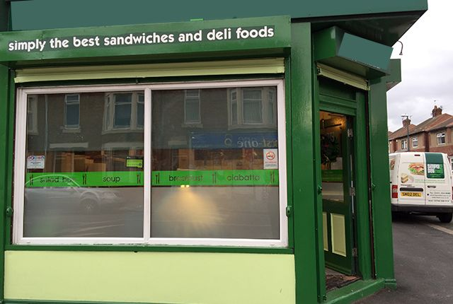 Thumbnail Restaurant/cafe for sale in Talbot Road, South Shields