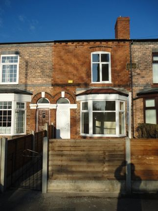 Thumbnail Terraced house to rent in Crow Lane East, Newton Le Willows