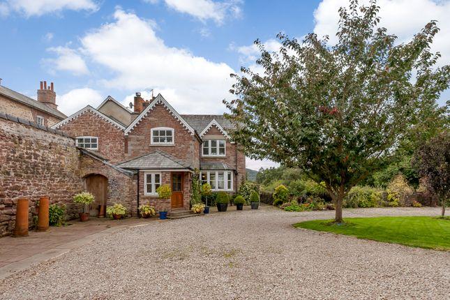 Thumbnail Farmhouse for sale in Goodrich, Ross-On-Wye