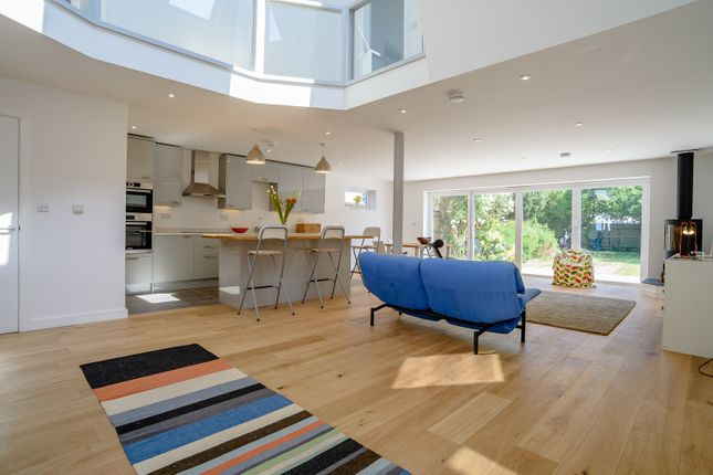 Thumbnail Detached house for sale in Bertie Road, Cumnor, Oxford