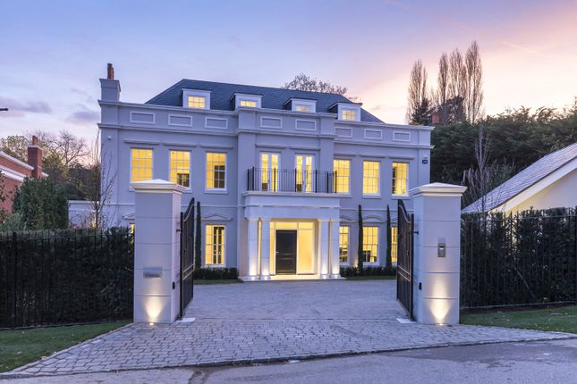 Detached house for sale in Coombe Park, Kingston Upon Thames