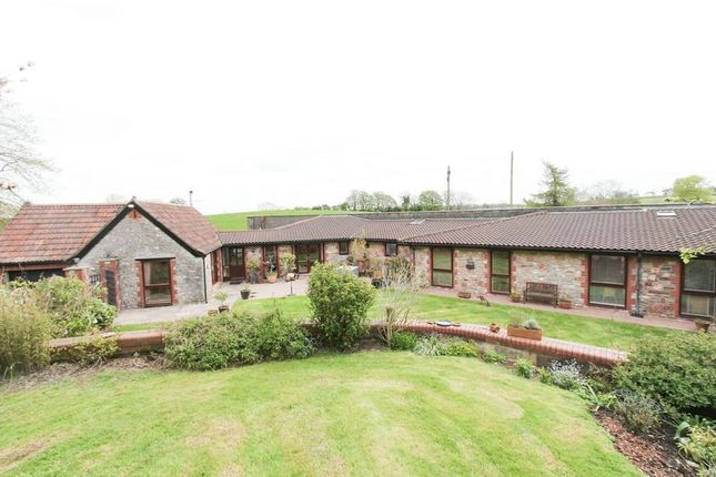 Thumbnail Detached bungalow for sale in Wrington Hill, Wrington, Bristol