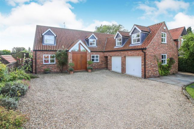 Thumbnail Detached house for sale in Callas, Bishop Burton, Beverley