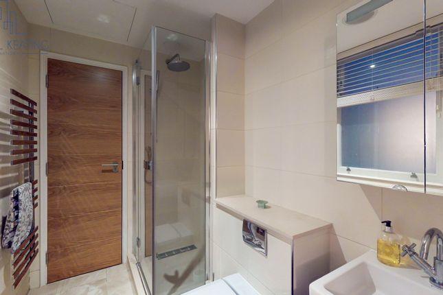 Second Bathroom of 42 Kingsway, Fitzrovia, London WC2B