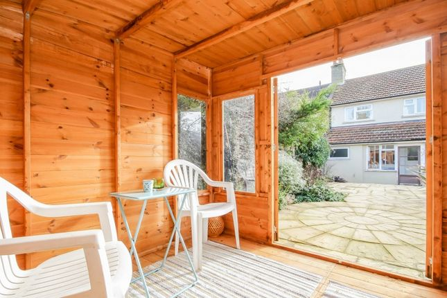 Summerhouse of Donnington Bridge Road, Oxford OX4