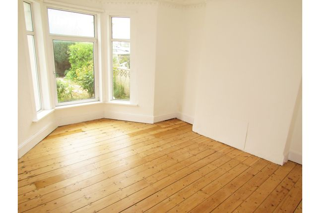 Thumbnail Terraced house for sale in Belgrave Road, Plymouth