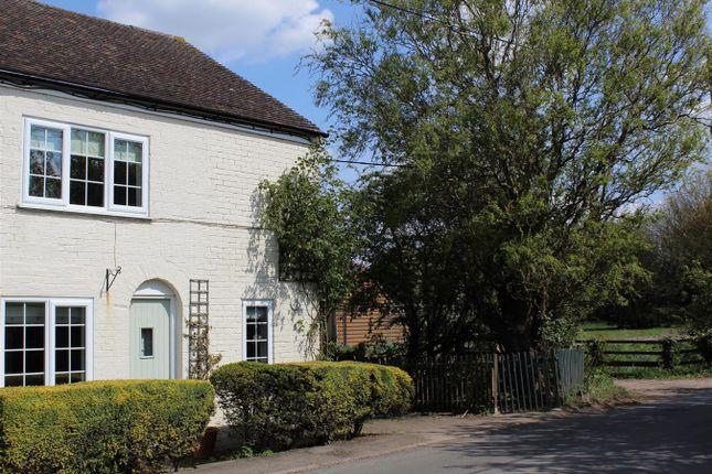 Thumbnail End terrace house for sale in Ivinghoe Aston, Leighton Buzzard