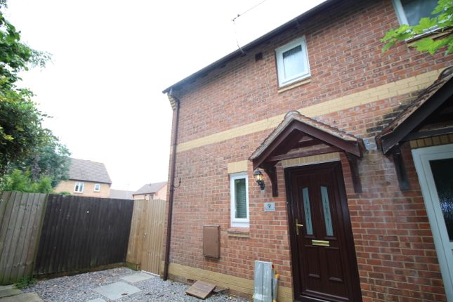 Thumbnail Terraced house to rent in Penny Royal Close, Calne