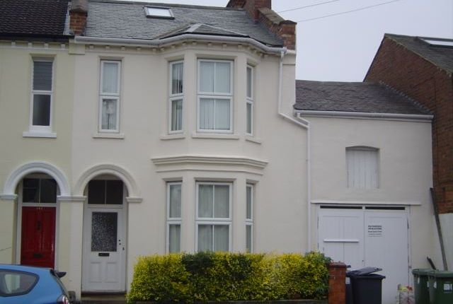 Thumbnail Terraced house to rent in Leam Terrace, Leamington Spa