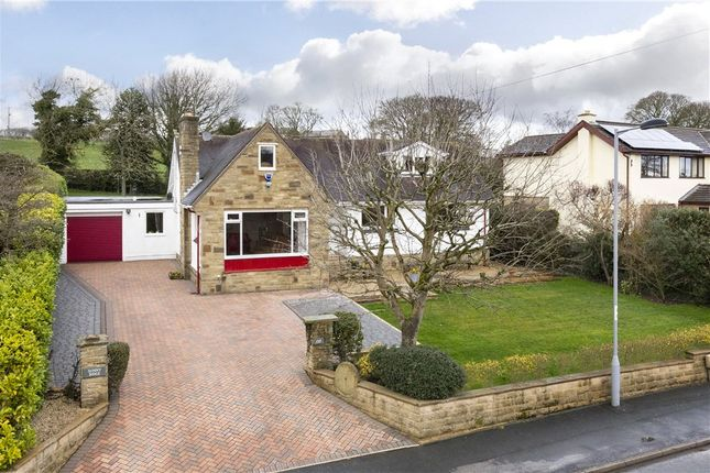 Thumbnail Detached bungalow for sale in Curly Hill, Middleton, Ilkley, West Yorkshire