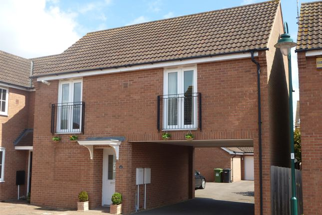 Thumbnail Property for sale in Redshank Way, Hampton Vale, Peterborough