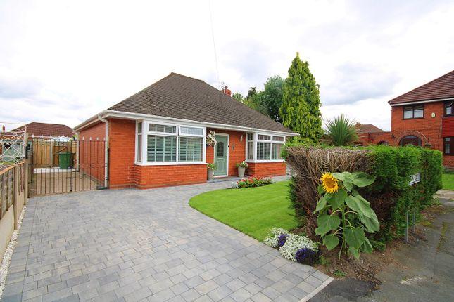 Thumbnail Detached bungalow for sale in Halton Road, Great Sankey, Warrington
