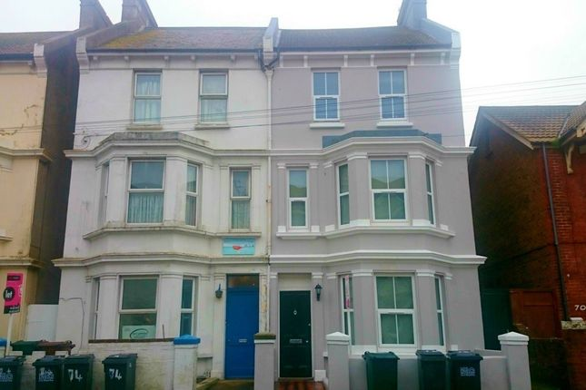 1 bed flat to rent in Langney Road, Eastbourne