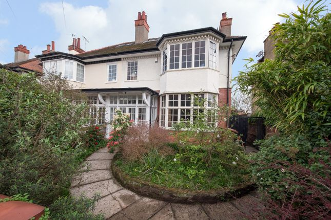Thumbnail Semi-detached house for sale in Brookfield Gardens, West Kirby, Wirral
