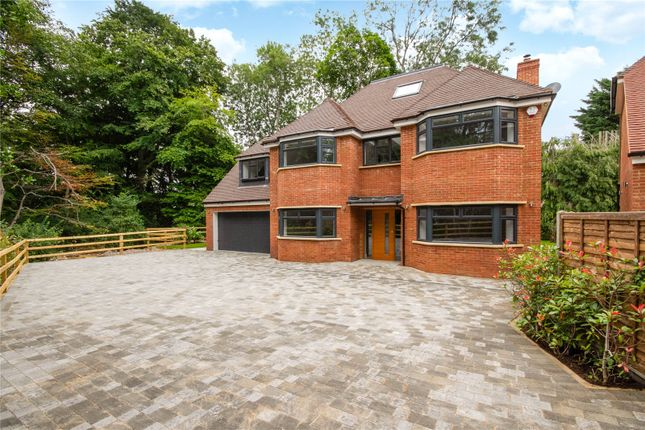 Thumbnail Detached house for sale in Long Park, Amersham, Buckinghamshire