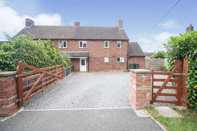 Thumbnail Semi-detached house for sale in Old Warwick Road, Ettington, Stratford-Upon-Avon