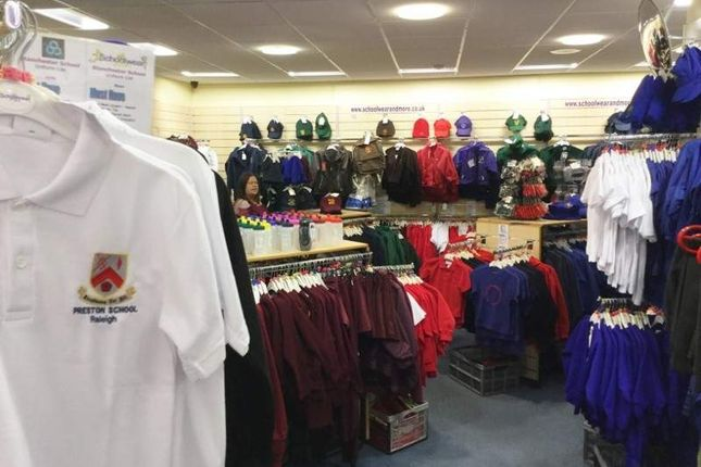 Thumbnail Retail premises for sale in T/A Schoolwear & More, Yeovil