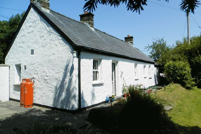 Thumbnail Detached house for sale in Cwm Cou, Newcastle Emlyn