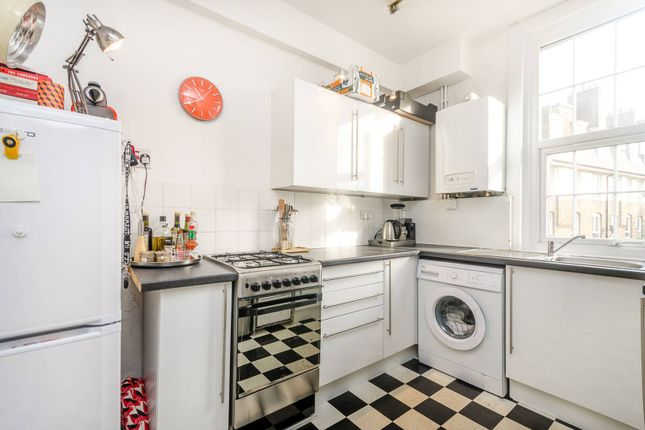 Thumbnail Flat to rent in Jebb Avenue, Brixton Hill, London