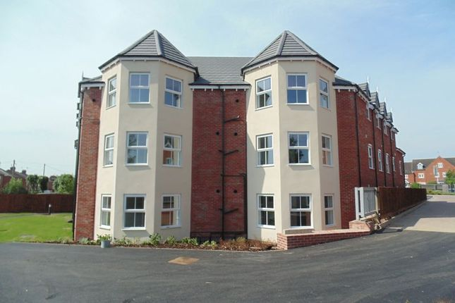 Thumbnail Flat to rent in The Crossings, Newark