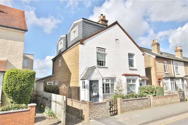 Thumbnail Semi-detached house for sale in St Judes Road, Englefield Green, Surrey