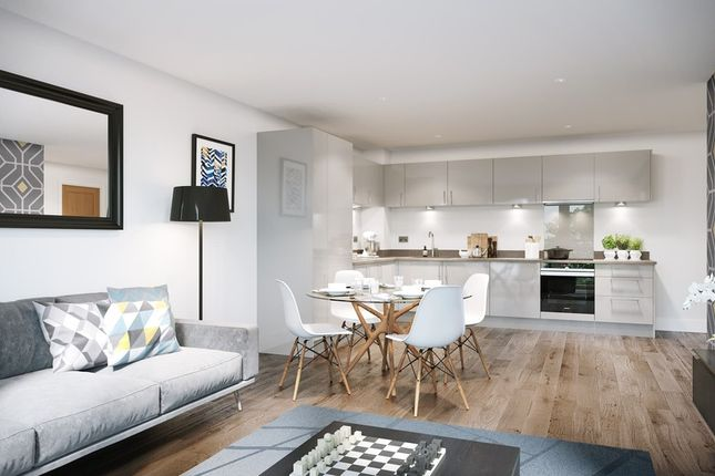"Thumbnail Flat for sale in ""Apartment"" at Grand Parade, High Street, Crawley"