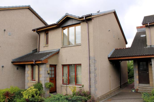 Thumbnail Flat to rent in Hazleton Way, Broughty Ferry