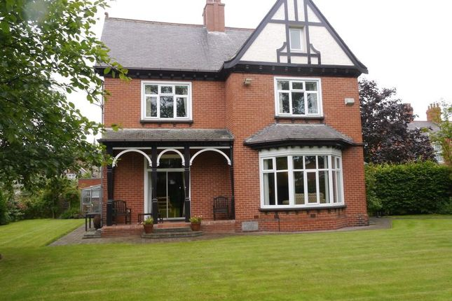 6 bed detached house for sale in The Old Manse, Cypress Gardens, Blyth