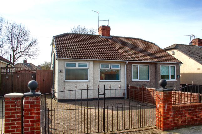 Thumbnail Bungalow for sale in Eastbourne Gardens, Middlesbrough
