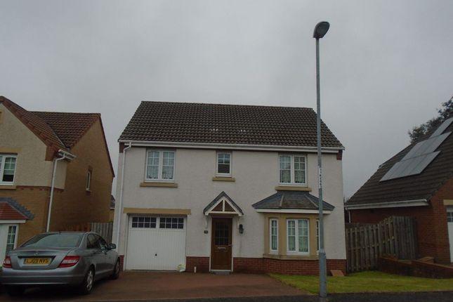 Thumbnail Detached house to rent in Delamere Grove, Glenboig, Coatbridge