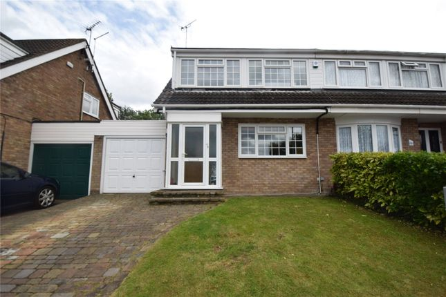 3 bed semi-detached house for sale in Glendale, Swanley, Kent