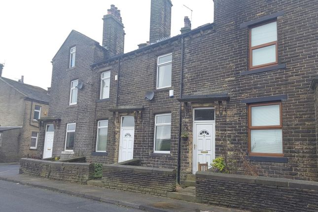 Thumbnail Terraced house to rent in Stradmoore Road, Bradford